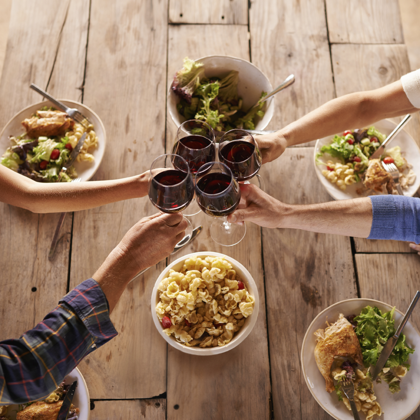 Good news: wine is gluten-free image: peopleimages