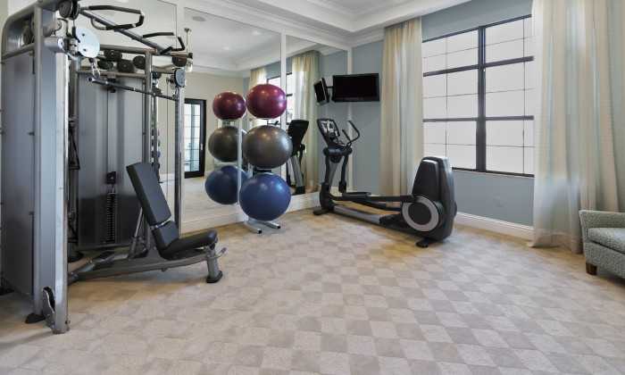5 ways to build the ultimate home gym long island pulse for Building a basketball gym
