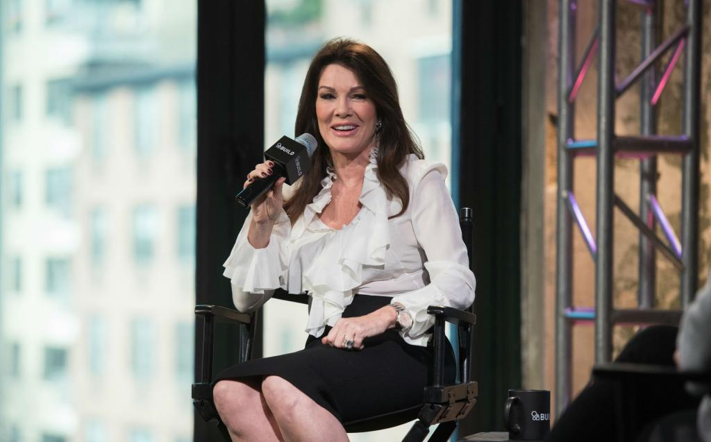 lisa vanderpump, Bravo, reality tv