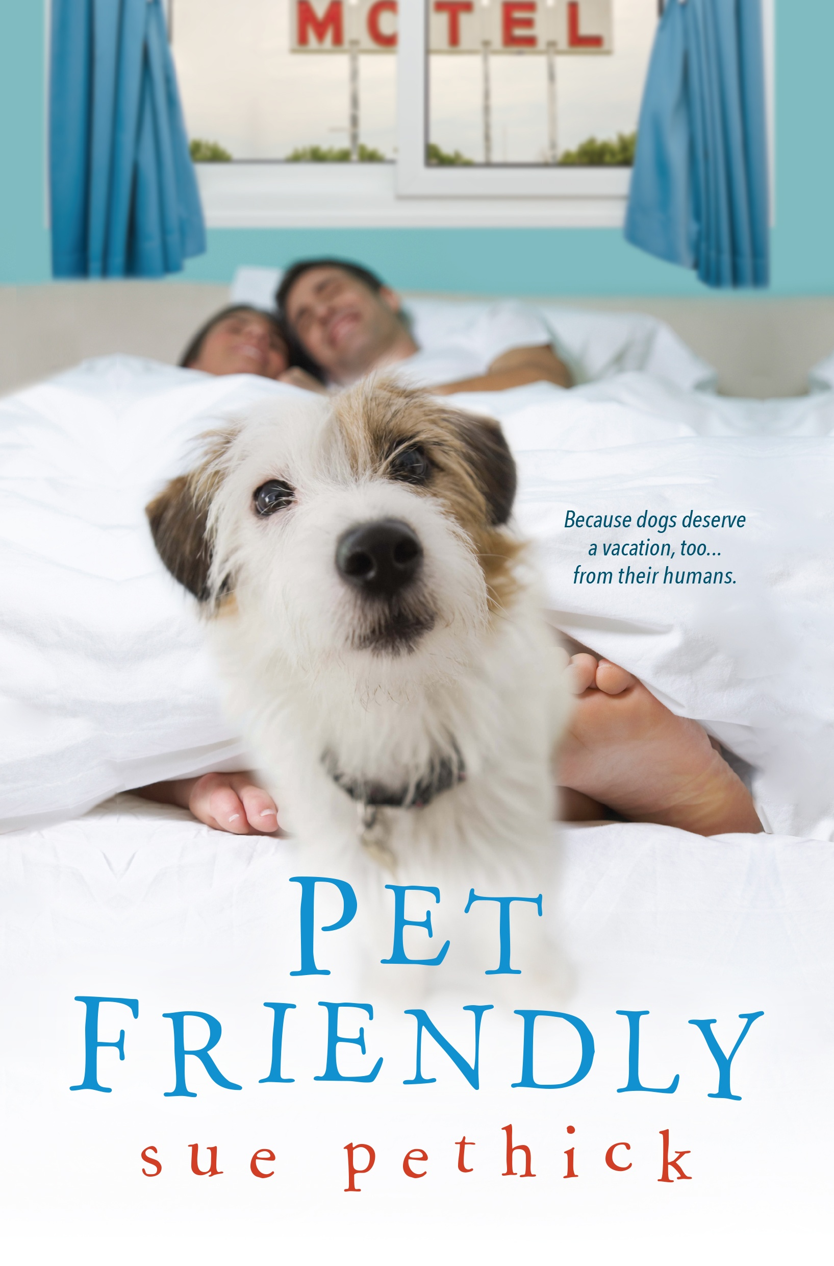 """Pet Friendly"" by Sue Pethick"