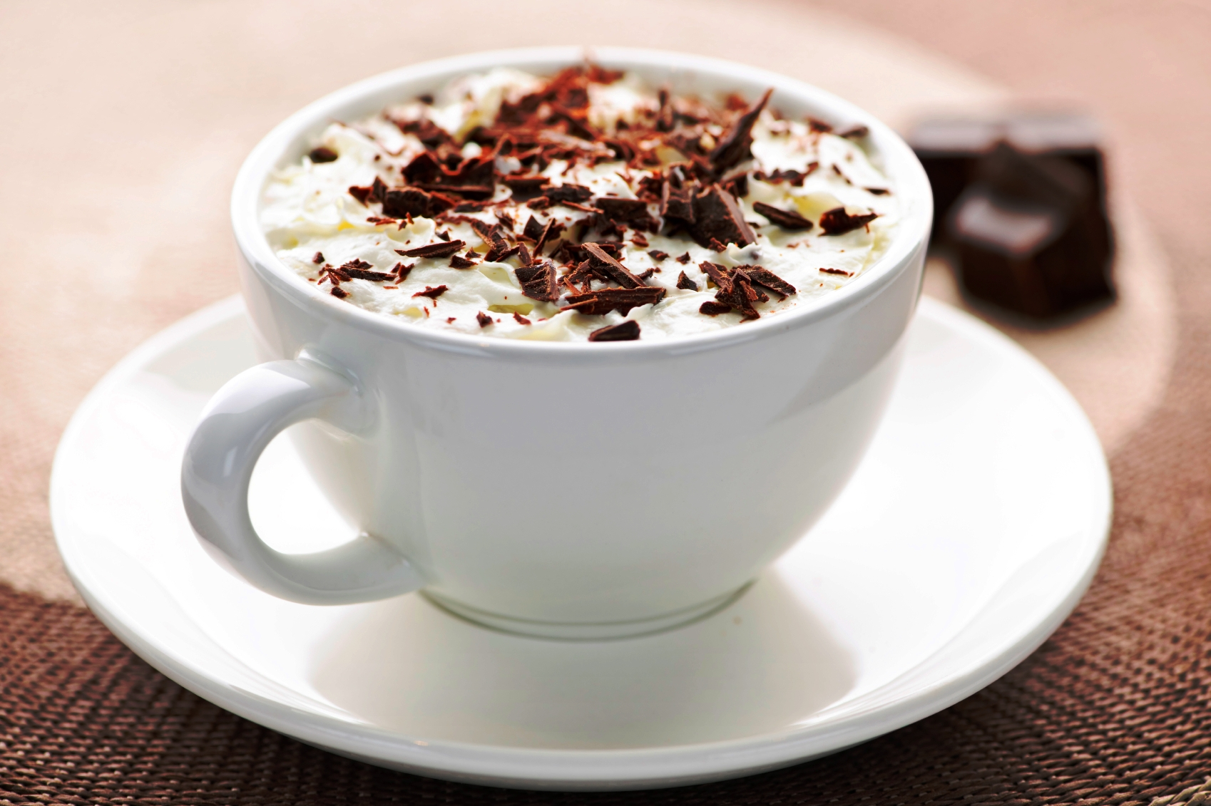 hard hot chocolate