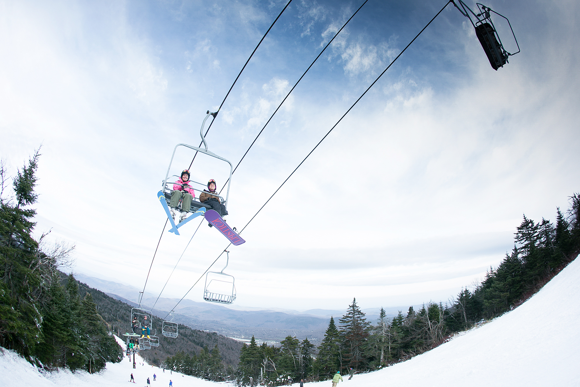 ski getaways