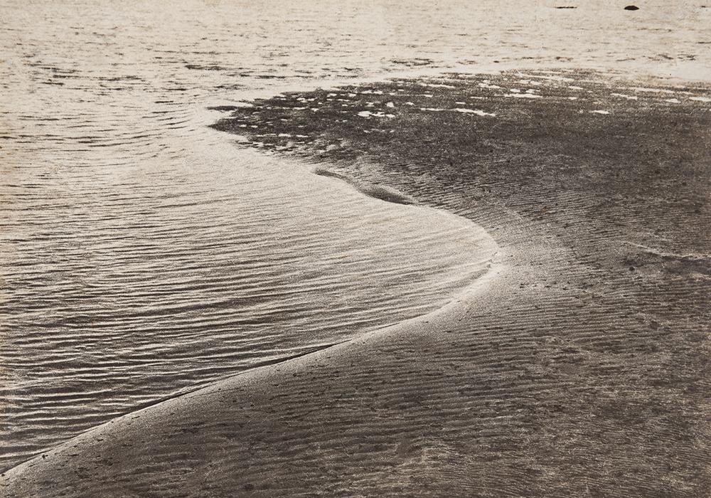 Nasreen Mohamedi Untitled, ca. 1970 Gelatin silver print