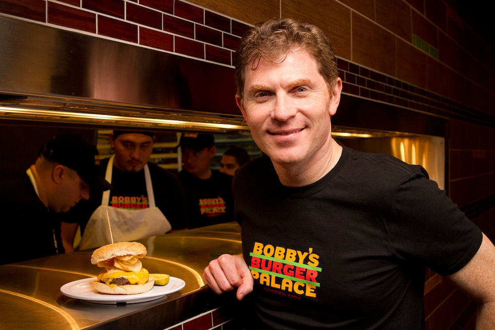 Talking burgers and long island wine with bobby flay long island talking burgers and long island wine with bobby flay m4hsunfo