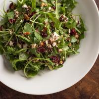 Quinoa salad. image: bobby's burger palace