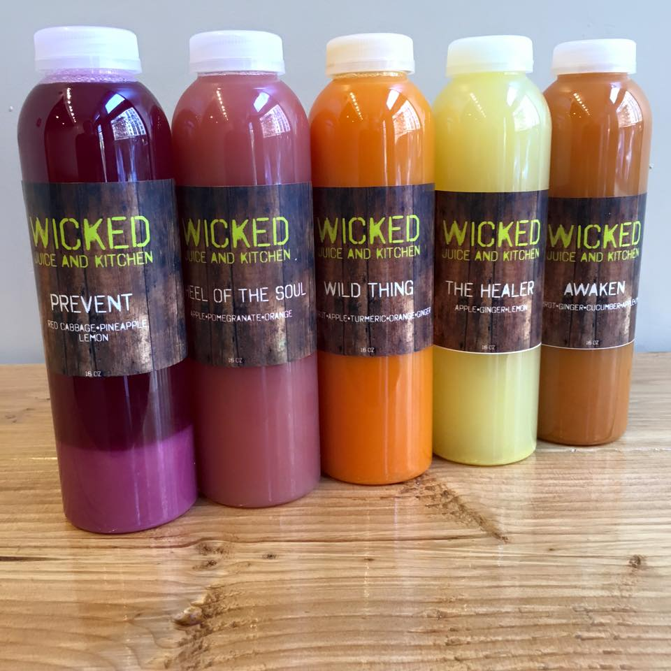 nyc juice bars