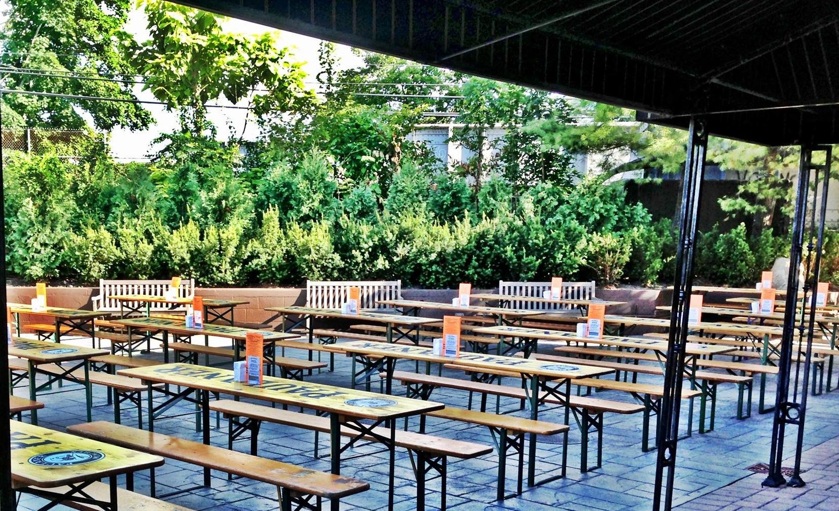 long island beer gardens