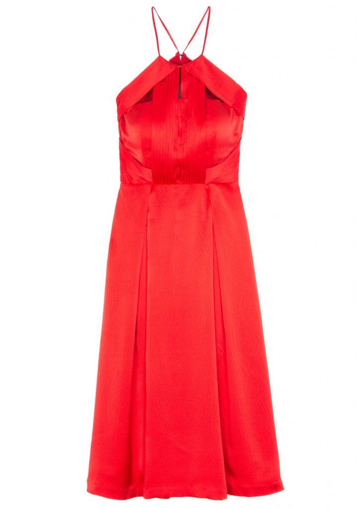 CUTOUT DRESS $575