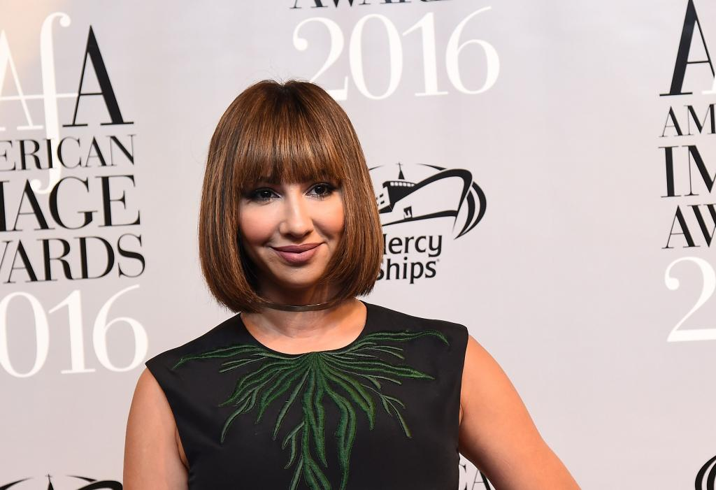 """NEW YORK, NY - MAY 24: Jackie Cruz attends the American Apparel & Footwear Association's 38th Annual American Image Awards 2016 on May 24, 2016 in New York City. (Photo by Ilya S. Savenok/Getty Images for American Apparel & Footwear Association (AAFA))"""