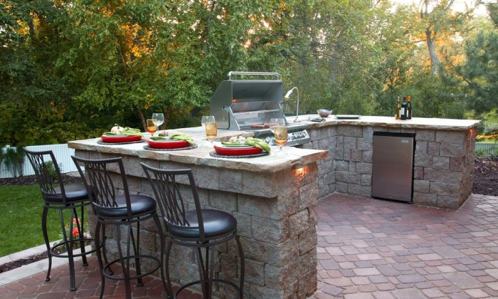 13 upgrades to make over your outdoor grill area - Patio Grill