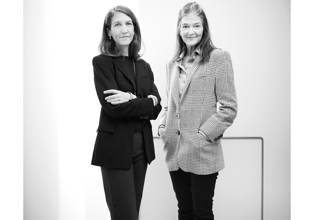 Emily Goldstein and Victoria Munroe do more than just mount exhibitions.