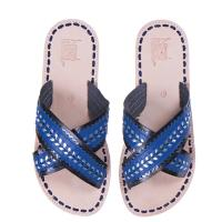 LIWAN Croise Sandal, $240, available at www.tiinathestore.com. image: tiina the store