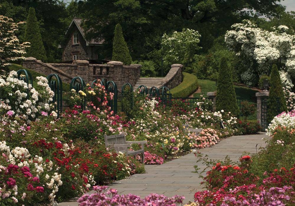 new york gardens