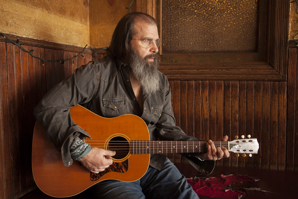 Steve Earle says collaboration with Shawn Colvin is not a short-term experiment