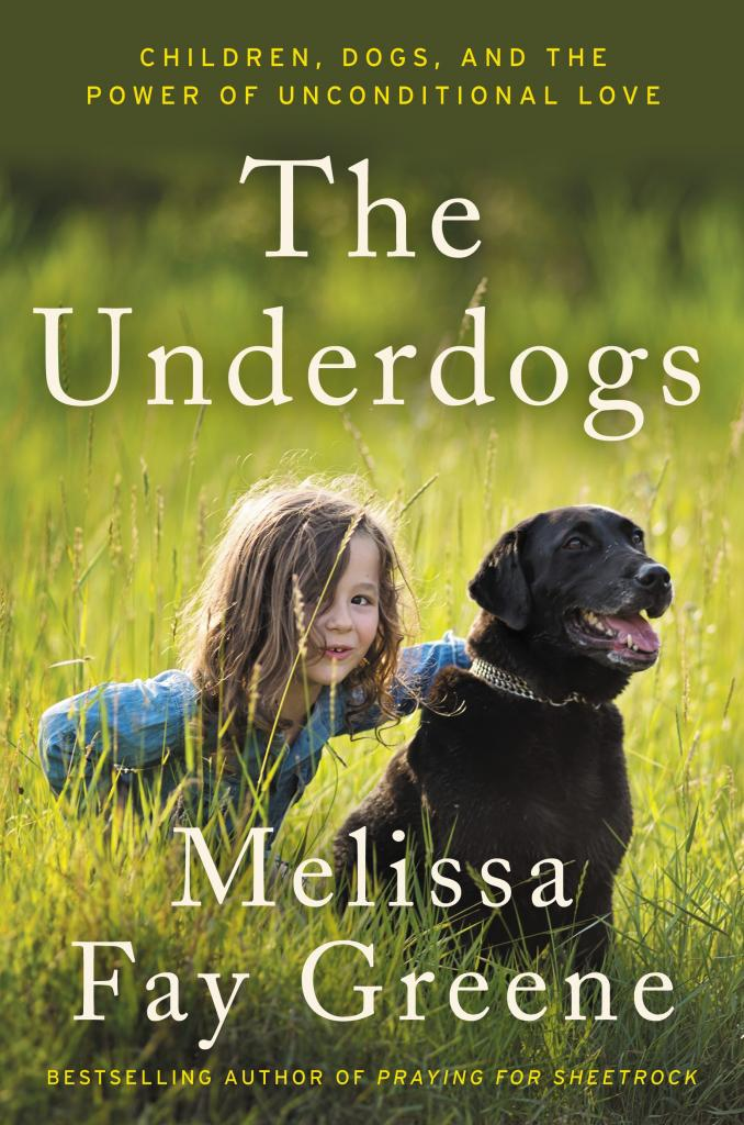 """The Underdogs"" by Melissa Fay Greene, c.2016, Ecco, $27.99 / $34.99 Canada, 352 pages."