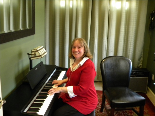 Debra Biglin teaches voice, string and piano at the studio image: mirabella studio of art & music