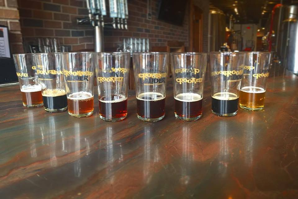 image: crooked ladder brewing company