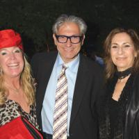Cindy Lou Wakefield, Rick Friedman and Lisa Marcus