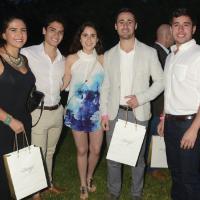 Lina Botero, Daniel Botero, Carol Tojeiro, John Madtes and Matthew Sullivan
