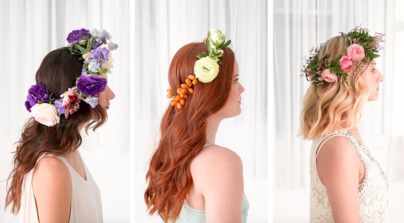Dyad B Floral Crowns