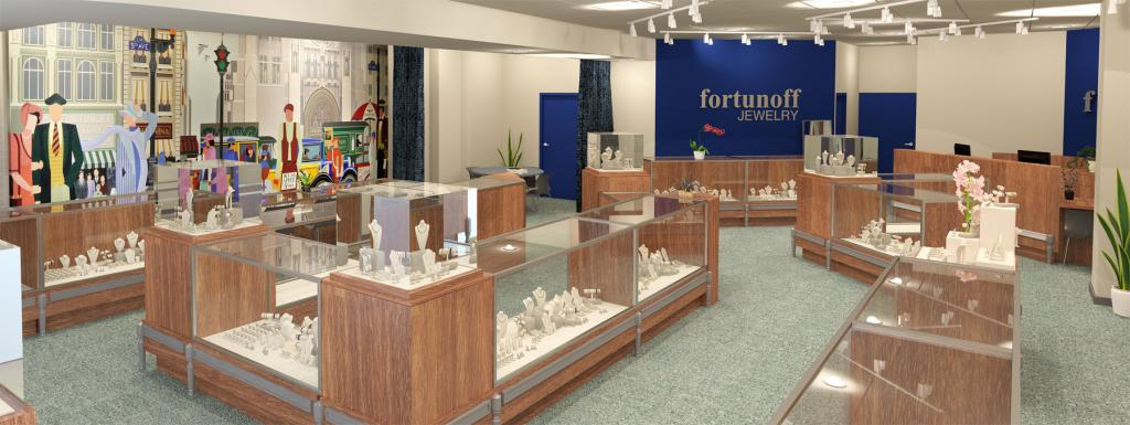 Fortunoff Fine Jewelry is stocked with baubles often designed by women