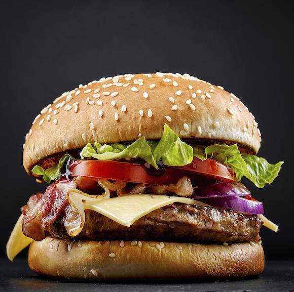 instagram gm burger bar
