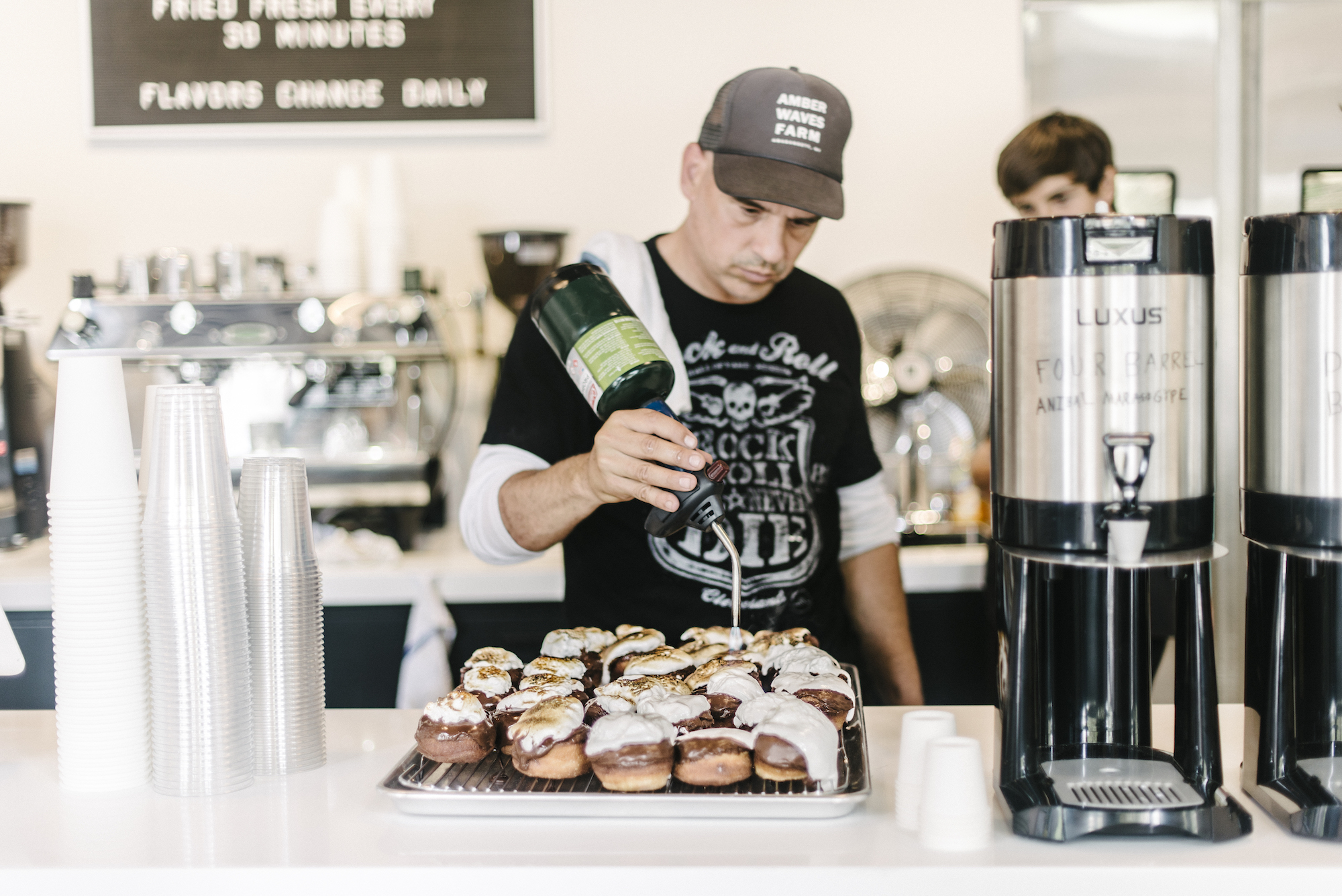 MTC Grindstone Coffee & Donuts 48