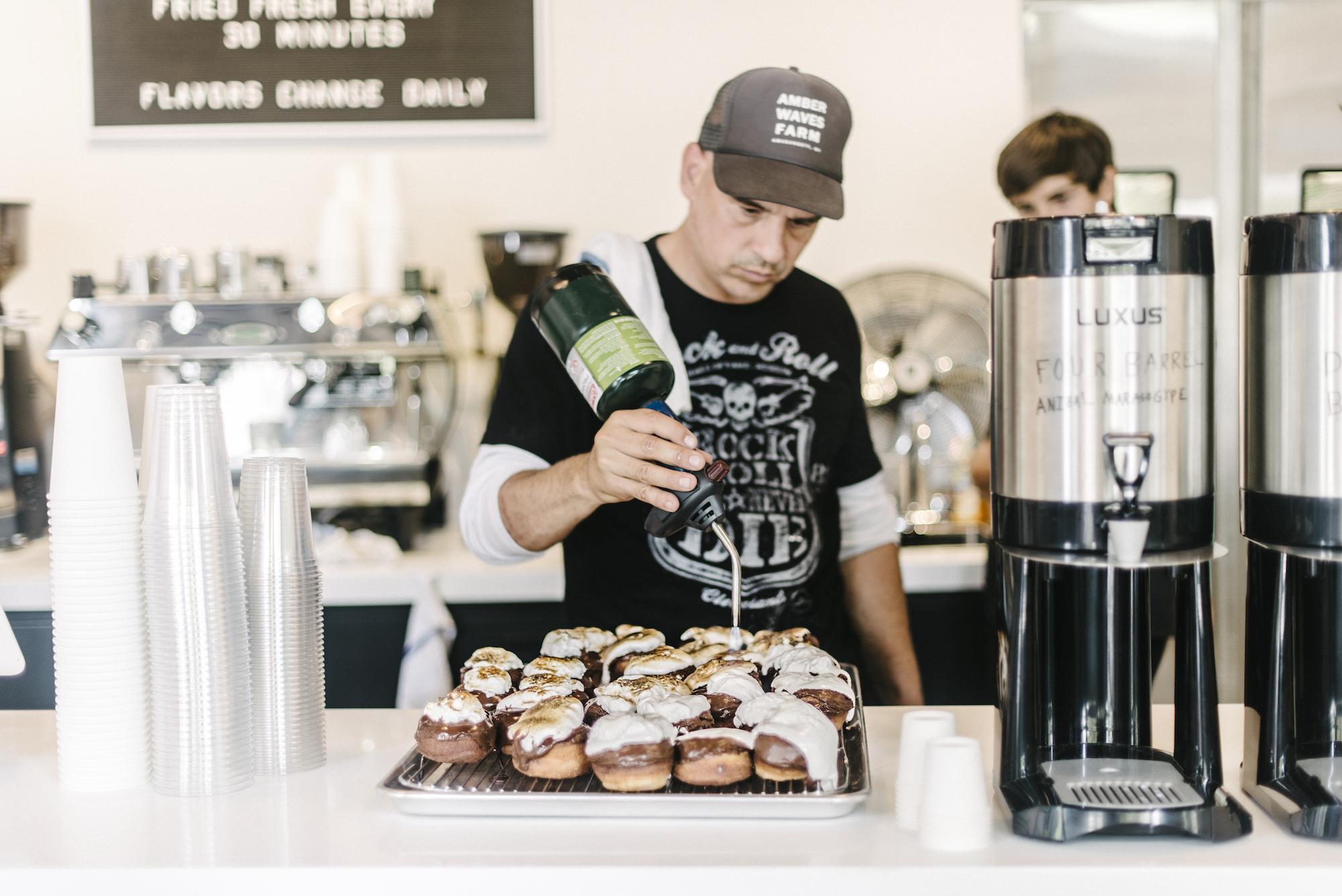 MTC Grindstone Coffee & Donuts 48