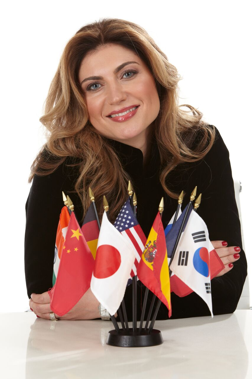 Maria Babaev loves bringing international clients to Americana Manhasset for a first taste of Long Island's lifestyle