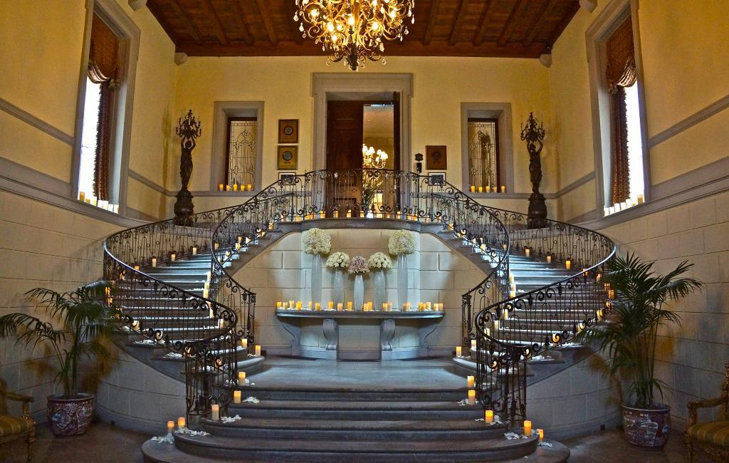 Former employees say they have witnessed the inexplicable at Oheka Castle in Huntington. image: facebook.com/oheka.castle