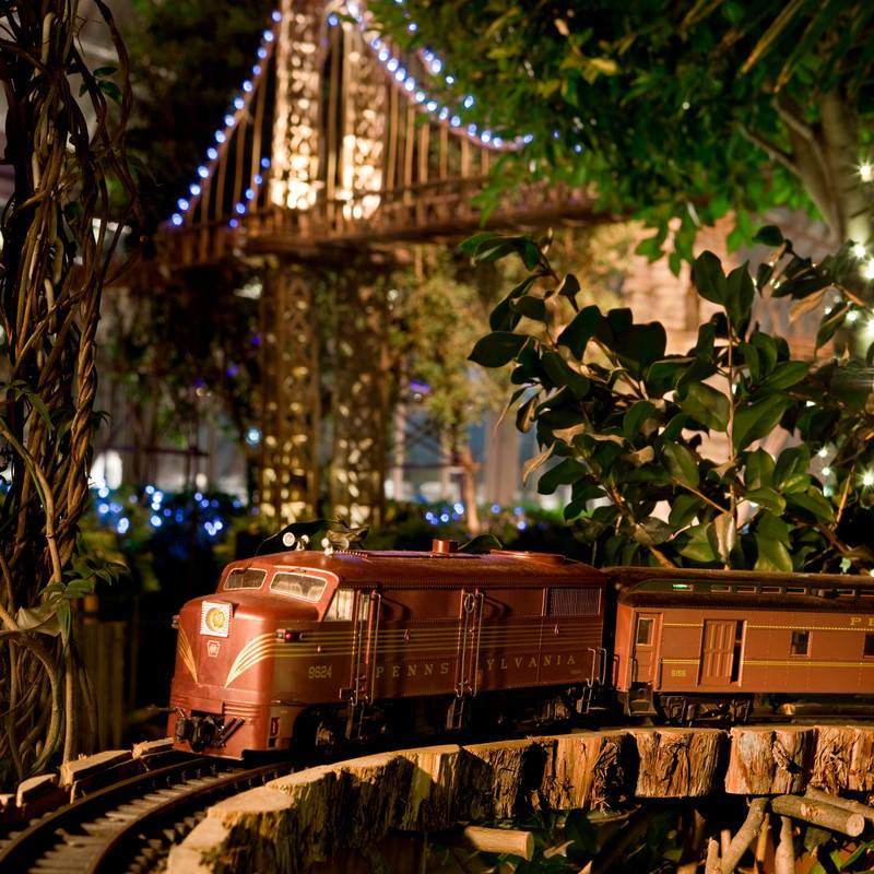 All Aboard Nyc Holiday Train Show 25th Anniversary Guide Long Island Pulse Magazine