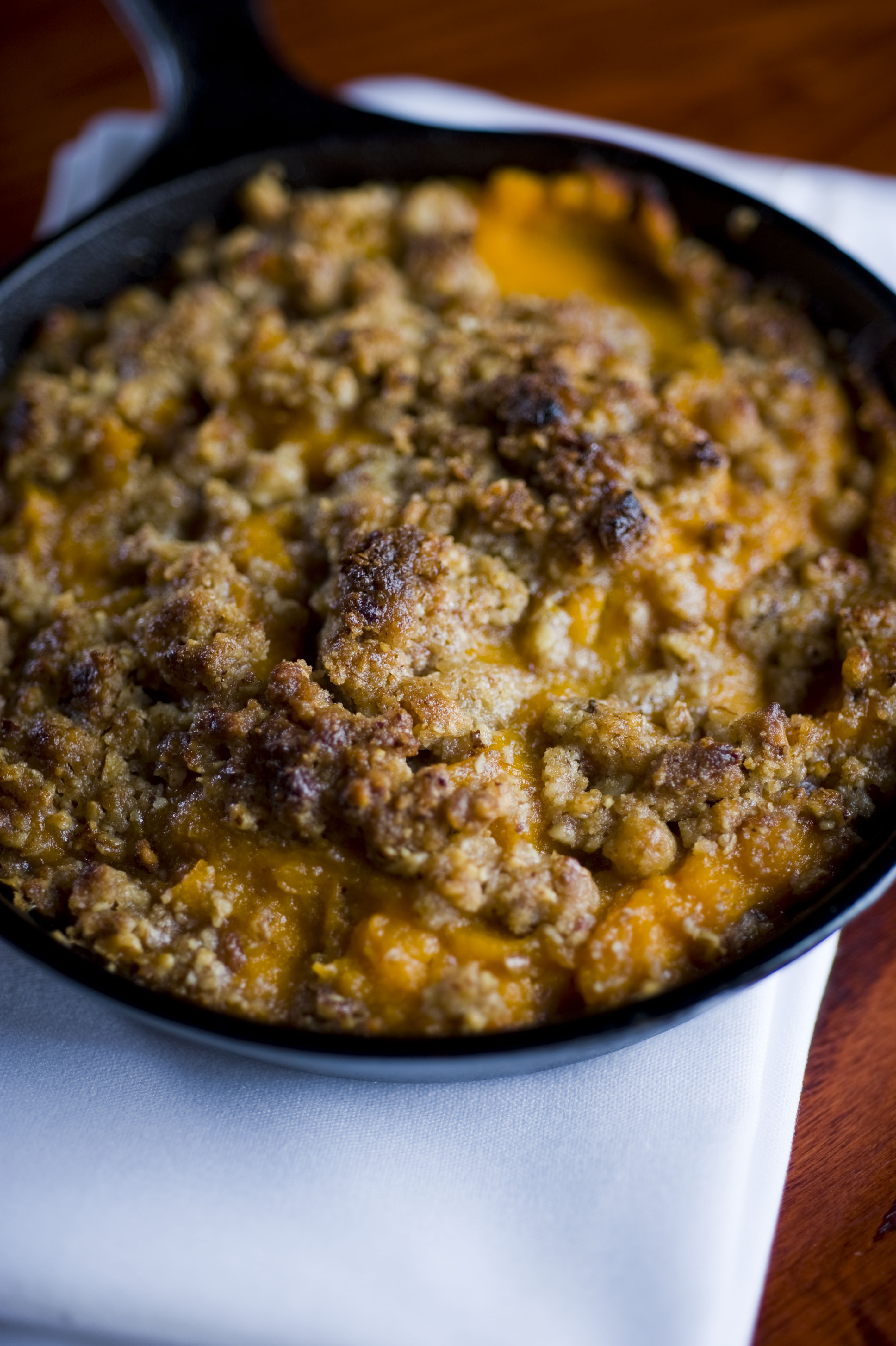Del Frisco's_Sweet Potato Casserole
