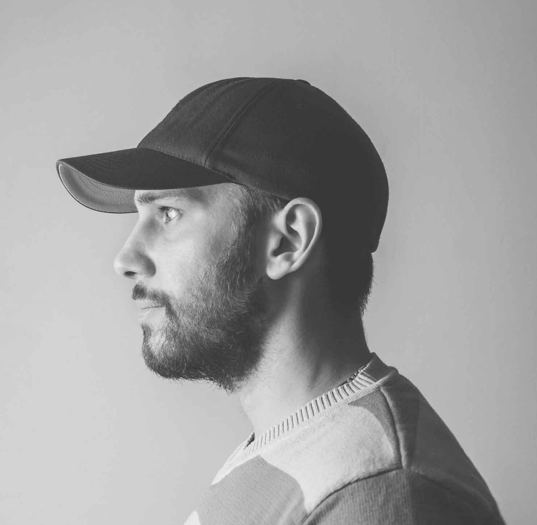 Young man wearing cap