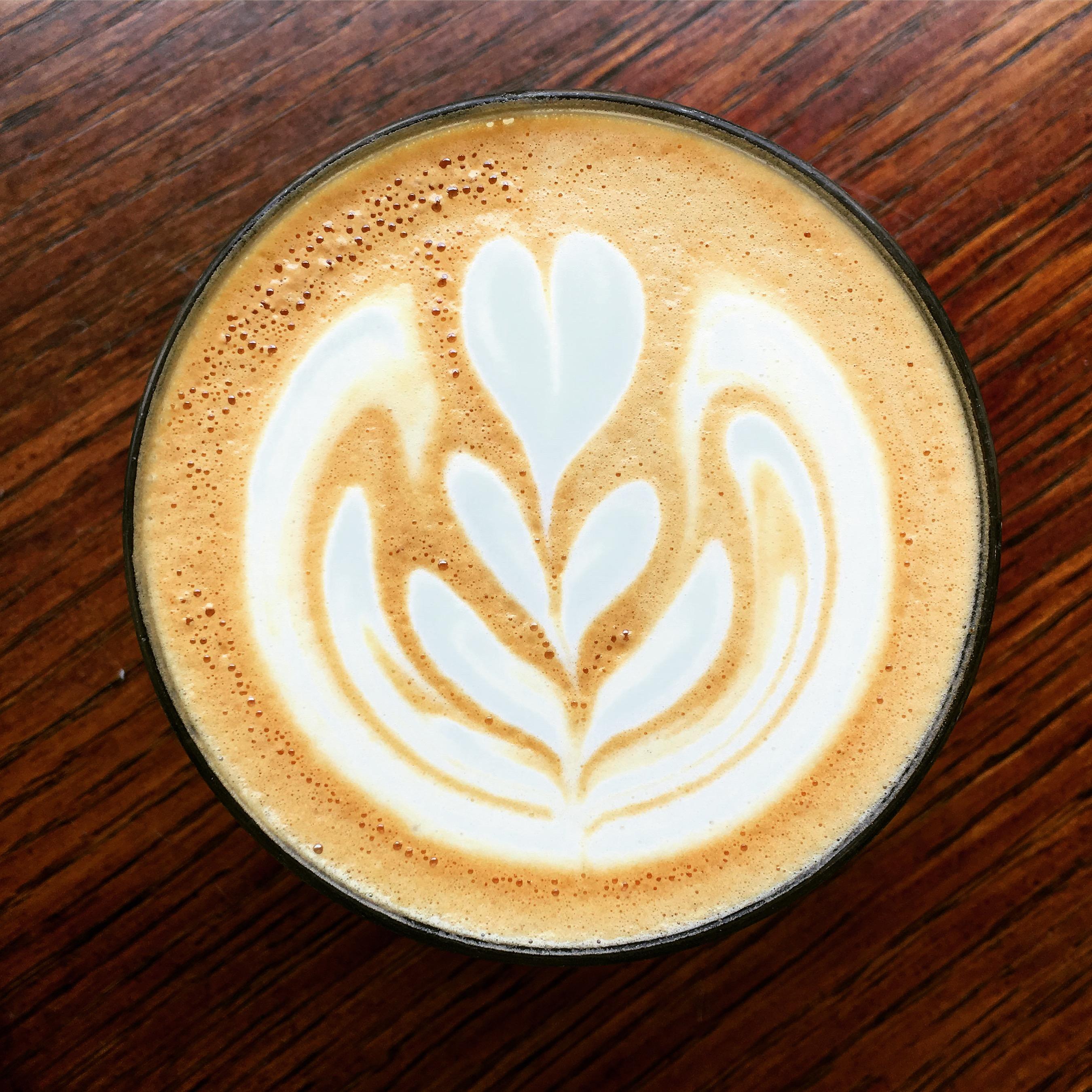 southdown coffee latte