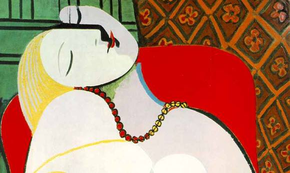 Pablo Picasso's Le Réve image: facebook.com/paul jules butler