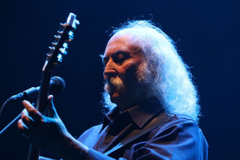 David Crosby by Django Crosby