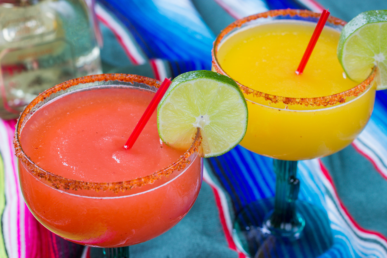 Colorful drinks make even the darker days a little brighter image: facebook.com/oaxacamexicanfood
