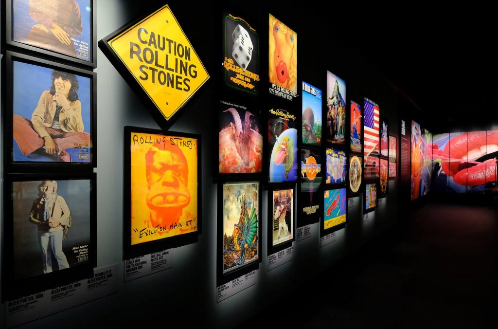 The Rolling Stones Exhibit