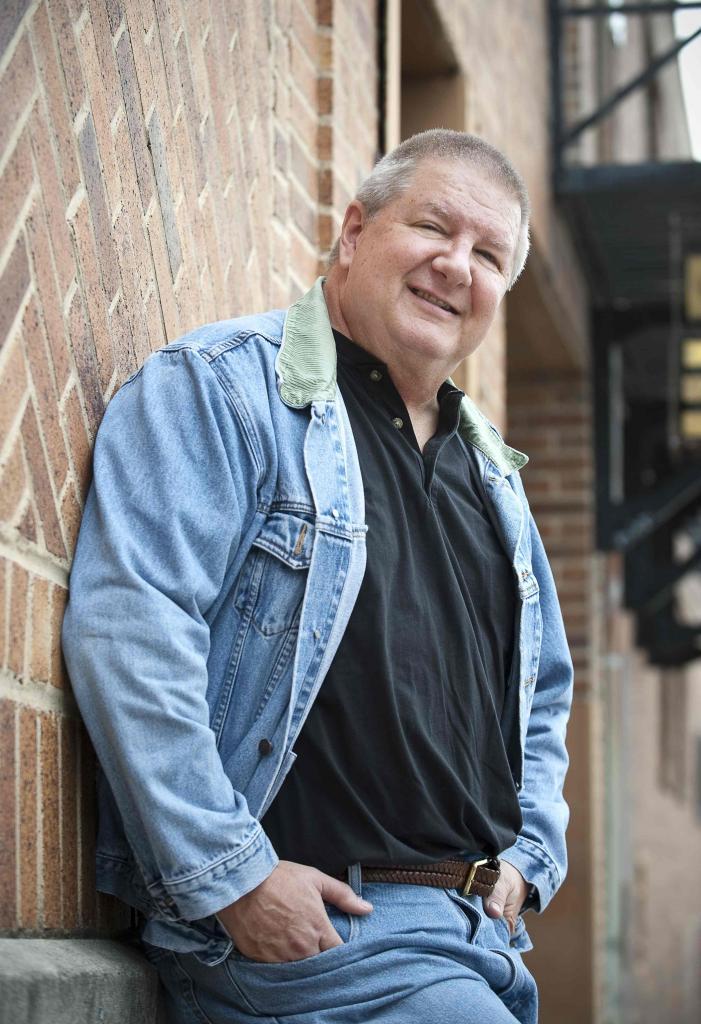 Silver City author