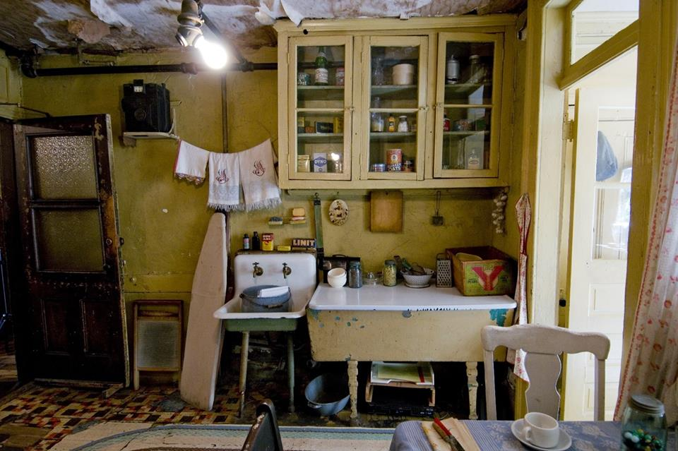 image: facebook.com/lower east side tenement museum