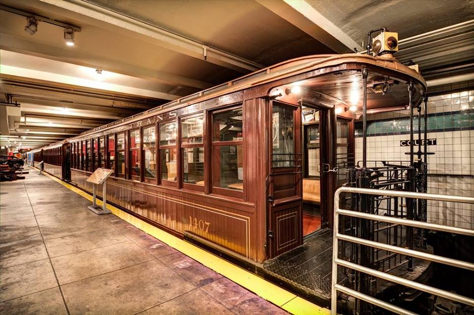 image: facebook.com/nytransitmuseum