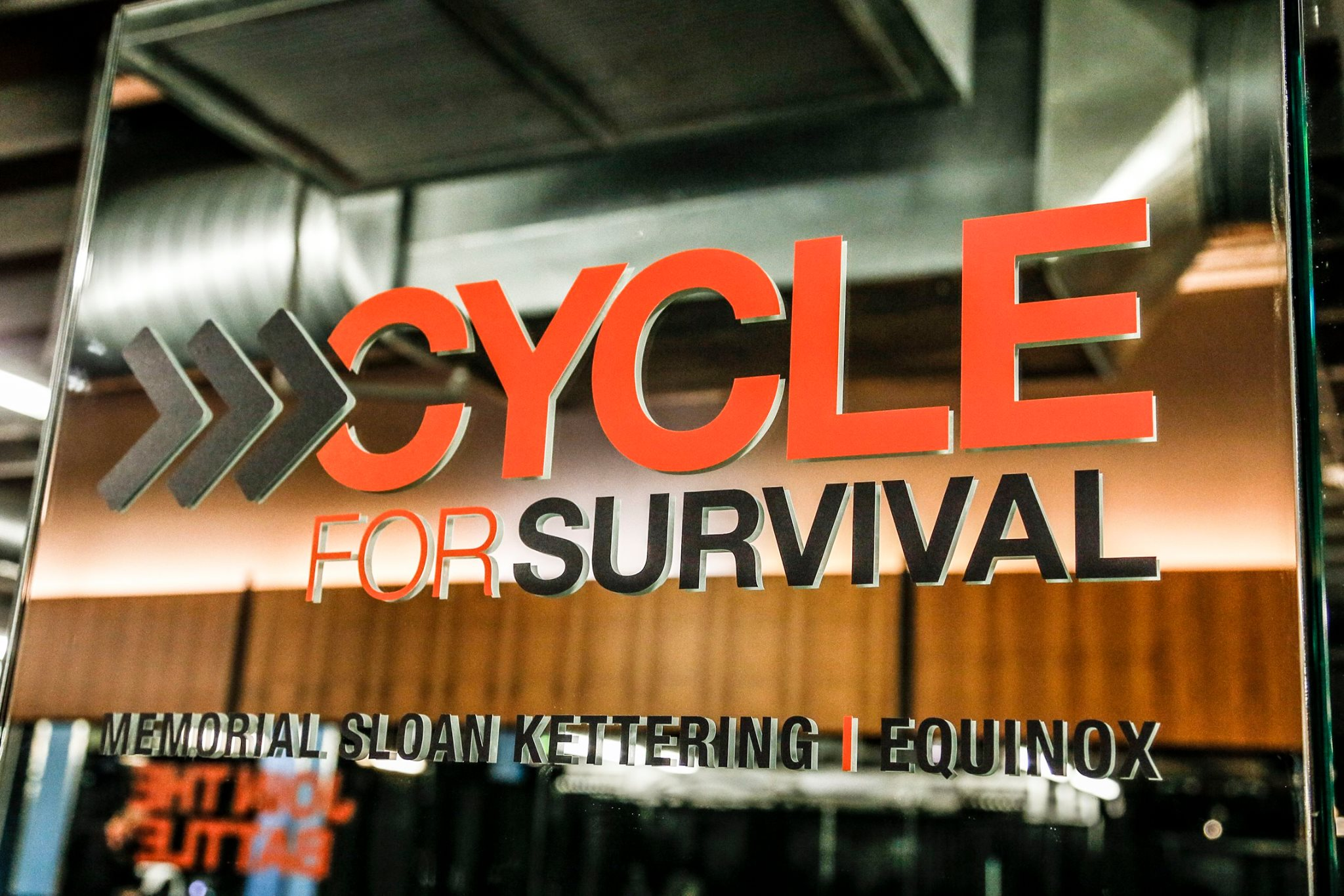 image: facebook.com/cycle for survival