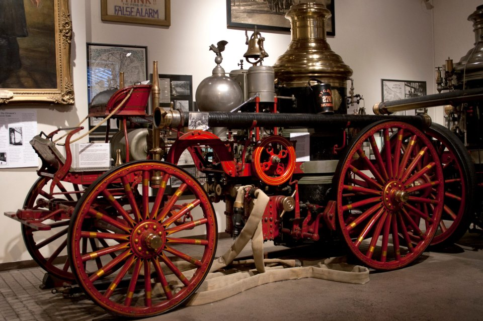 image: facebook.com/nycfiremuseum