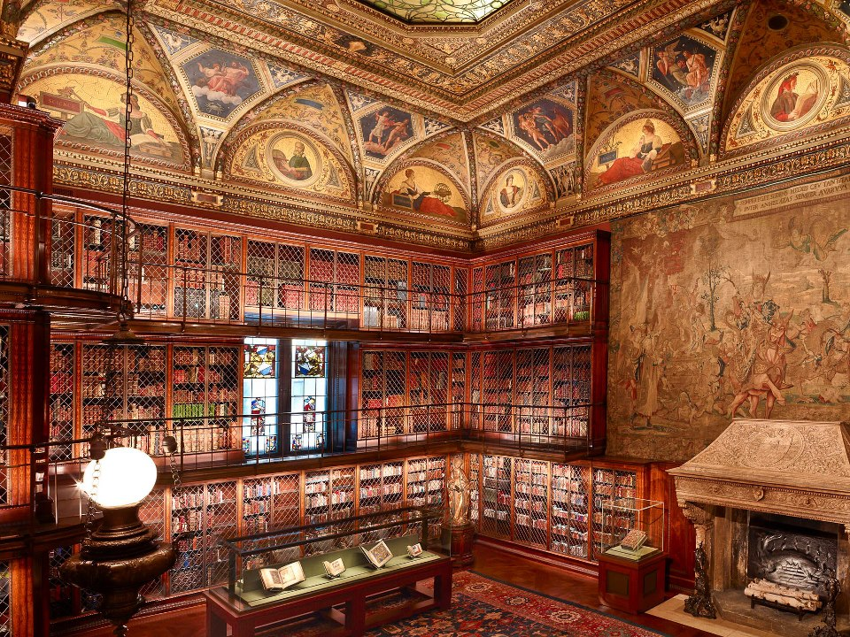 image: facebook.com/morganlibrary