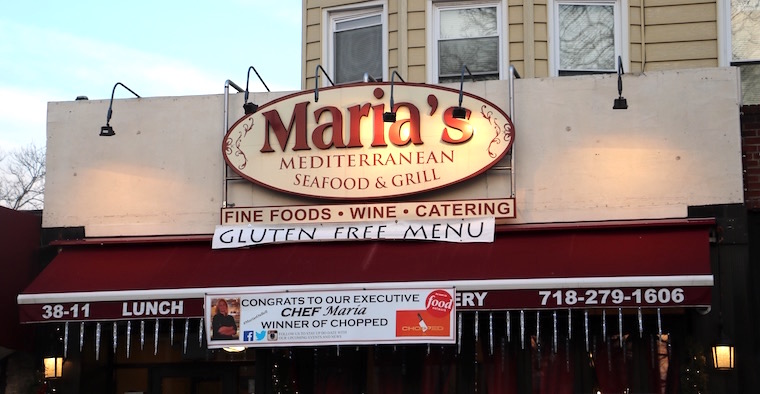 Maria's Mediterranean Seafood & Grill