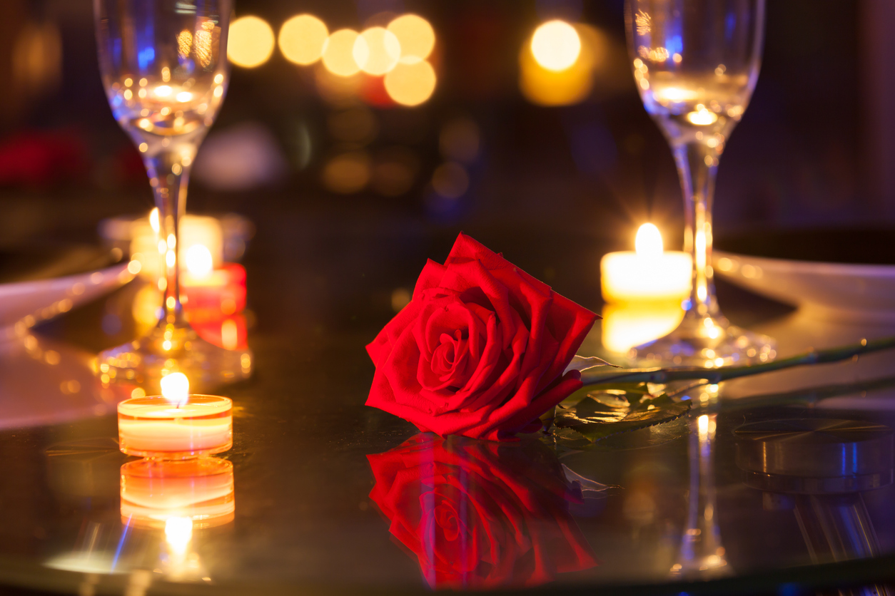 Long Island Valentines Day Dining Guide - Book table for dinner