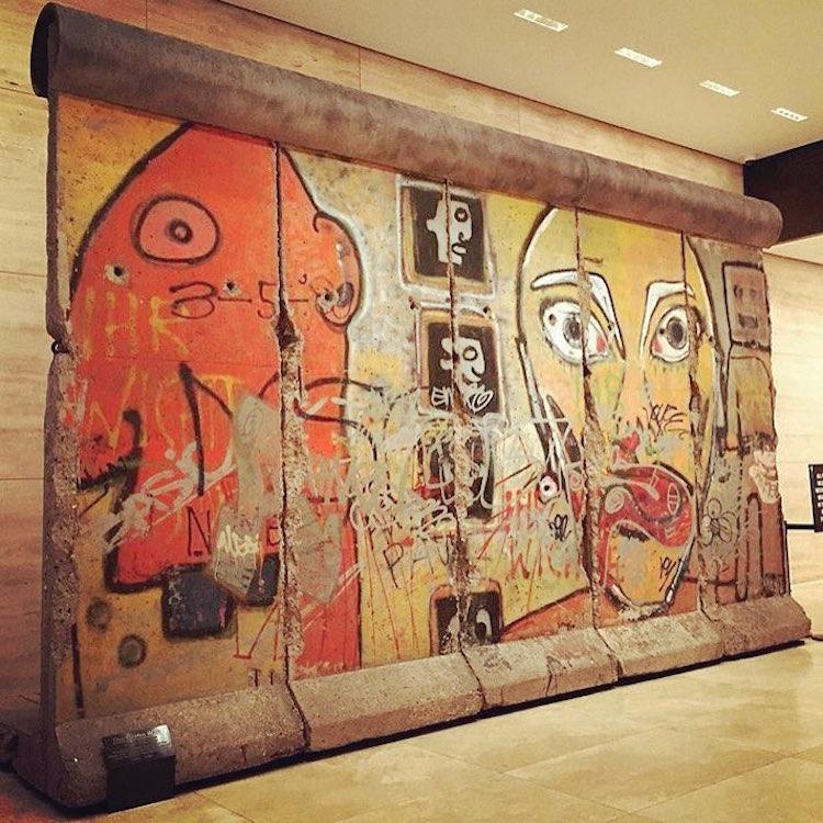 Berlin Wall Manhattan
