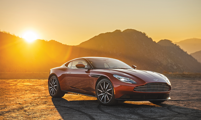 A Spin In Aston Martins Most Exciting DB Ever Long Island Pulse - Aston martin of long island