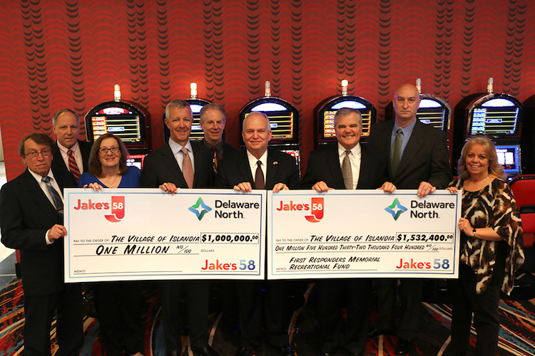 DN Check Presentation to Islandia