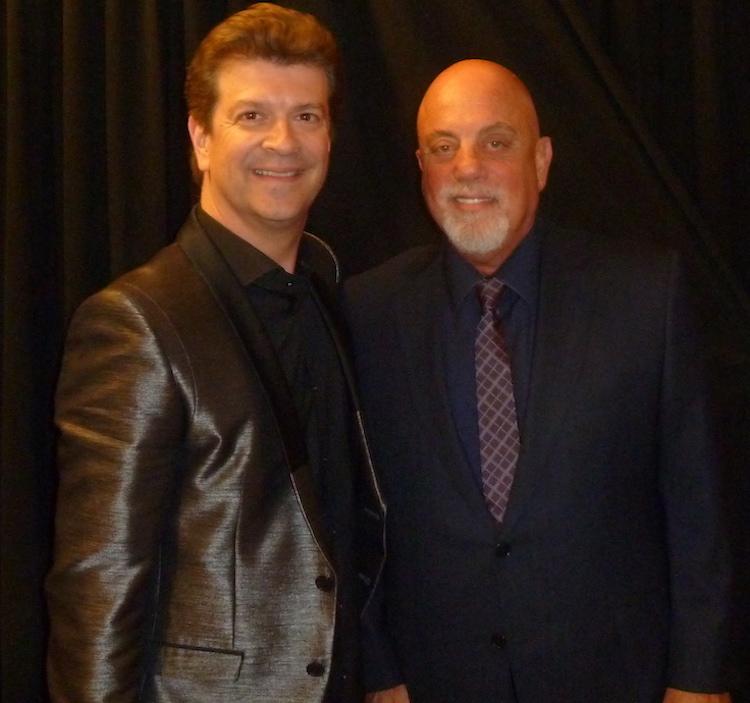 Dave Rosenthal & Billy Joel MSG